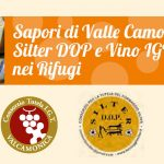 SAPORI DI VALLE CAMONICA SILTER DOP E VINO IGT NEI RIFUGI 2019