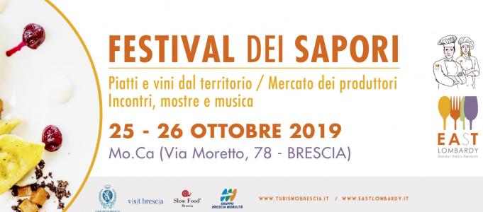 Festival dei sapori 2019