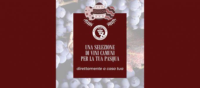 Selezione di vini per Pasqua